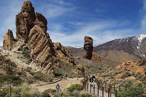 Teide Half Day Tenerife Tour - Tenerife Day Trips - Tenerife Excursions Tenerife Tours